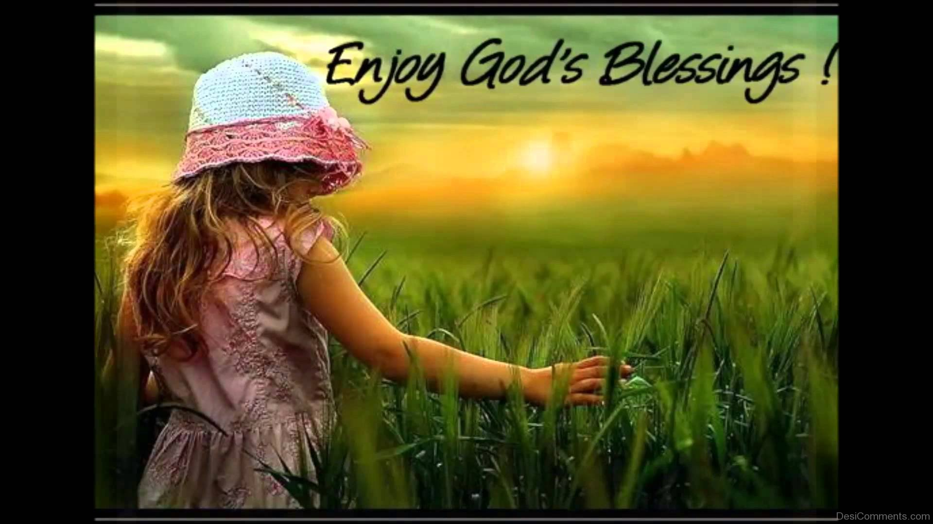 gods blessings Thankful gods blessings quotes - 1 always remember to thank god for what he has given you that you didn't ask for read more quotes and sayings about thankful gods blessings.