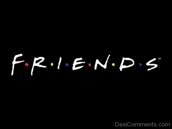 Picture: Friends Pic