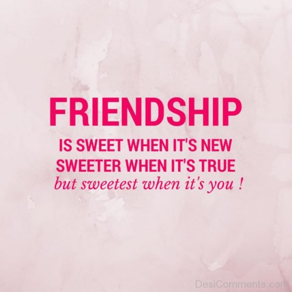 Friendship Quotes In New: New friendship quotes for girls ...
