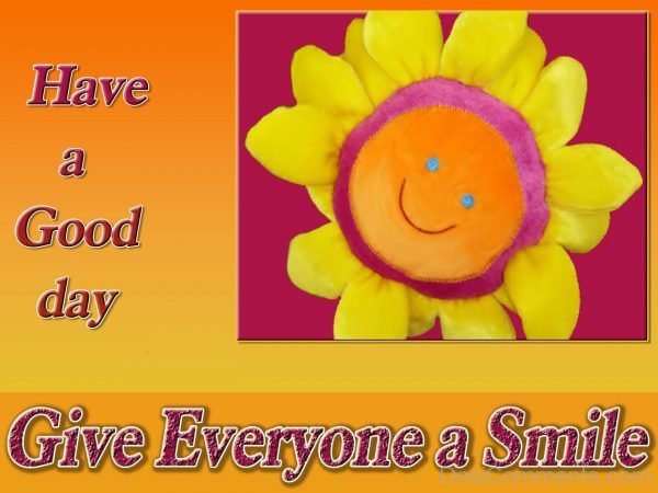 Give Everyone A Smile