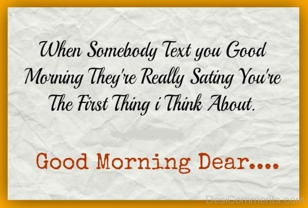 Good Morning Dear Images : Good morning pictures images graphics for facebook