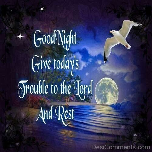 Good Night Give Today