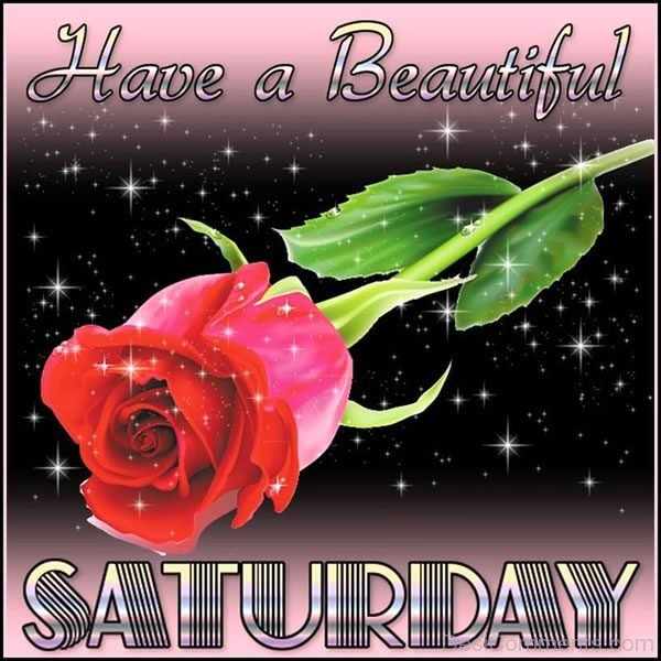Happy A Beautiful Saturday - DesiComments.com