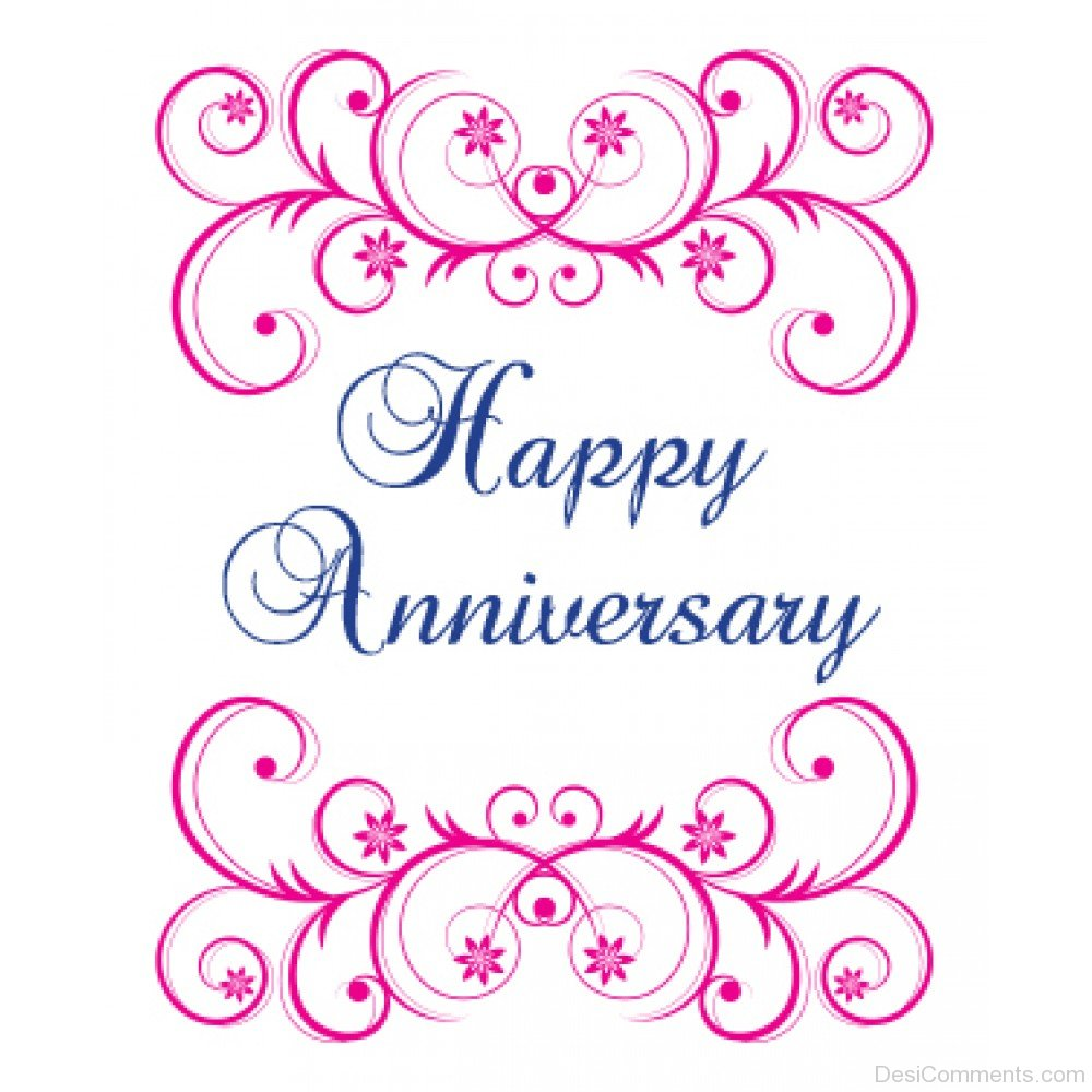 21 Best Images About Marriage Anniversary On Pinterest: Happy Anniversary Picture