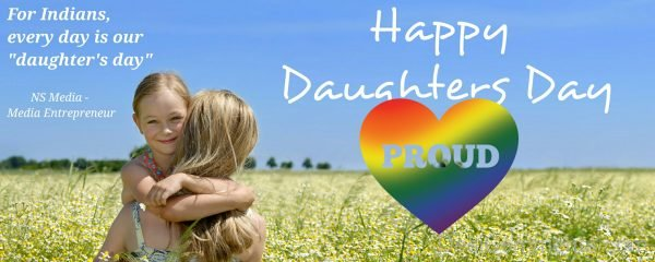 Happy Daughter's Day - Image