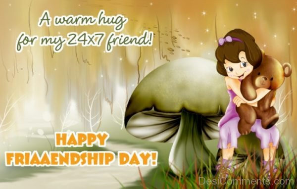 Happy Friendship Day !