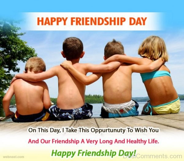 Picture: Happy Friendship Day Pic