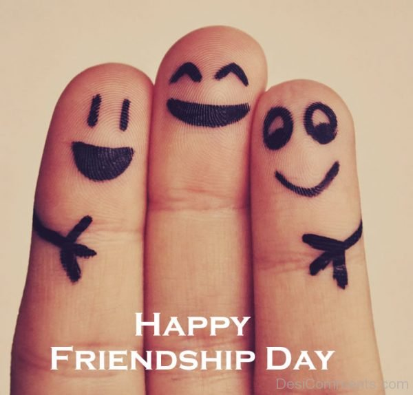 Happy Friendship Day – Pic