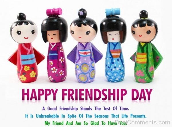 Picture: Happy Friendship Day Picture