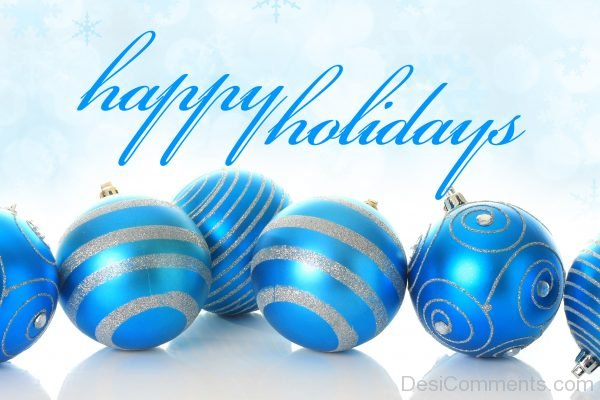 Happy Holidays – Picture