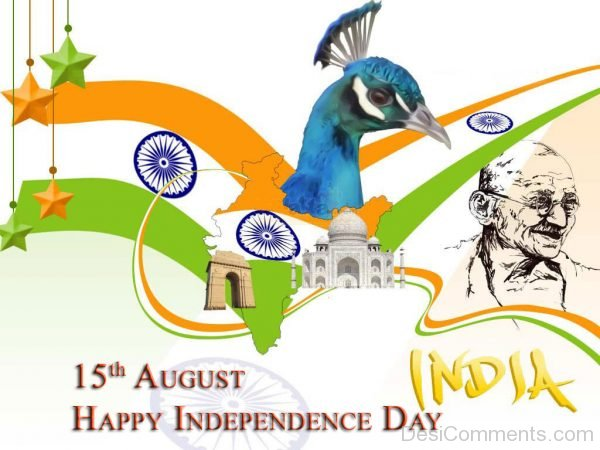 Happy Independence Day India Image