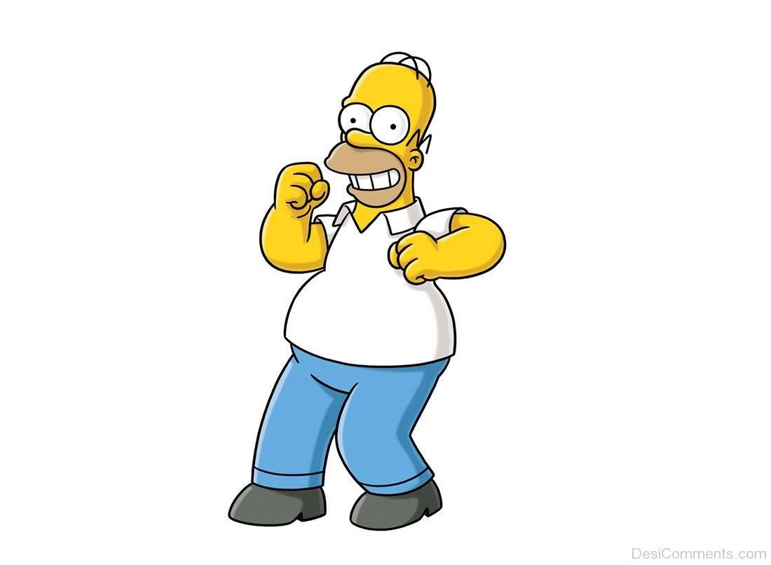 Homer simpson pictures images graphics for facebook - Homer simpson and bart simpson ...