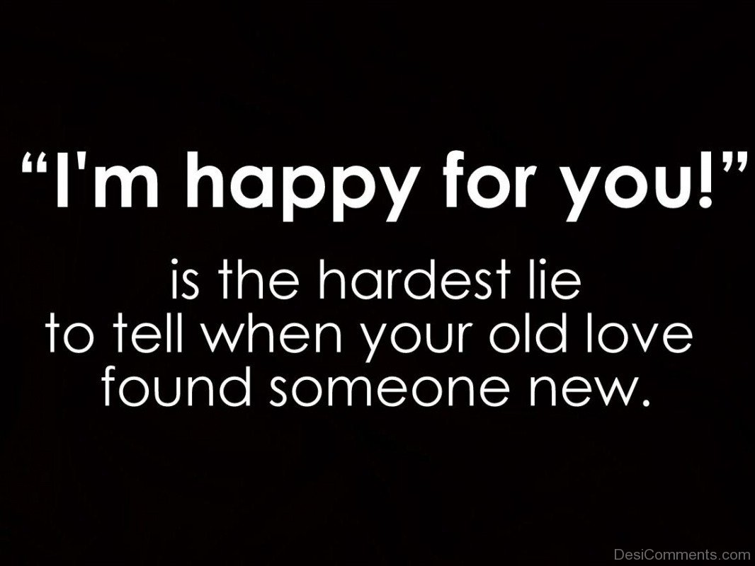 I Am Happy With You Quotes I Am Happy For You - D...
