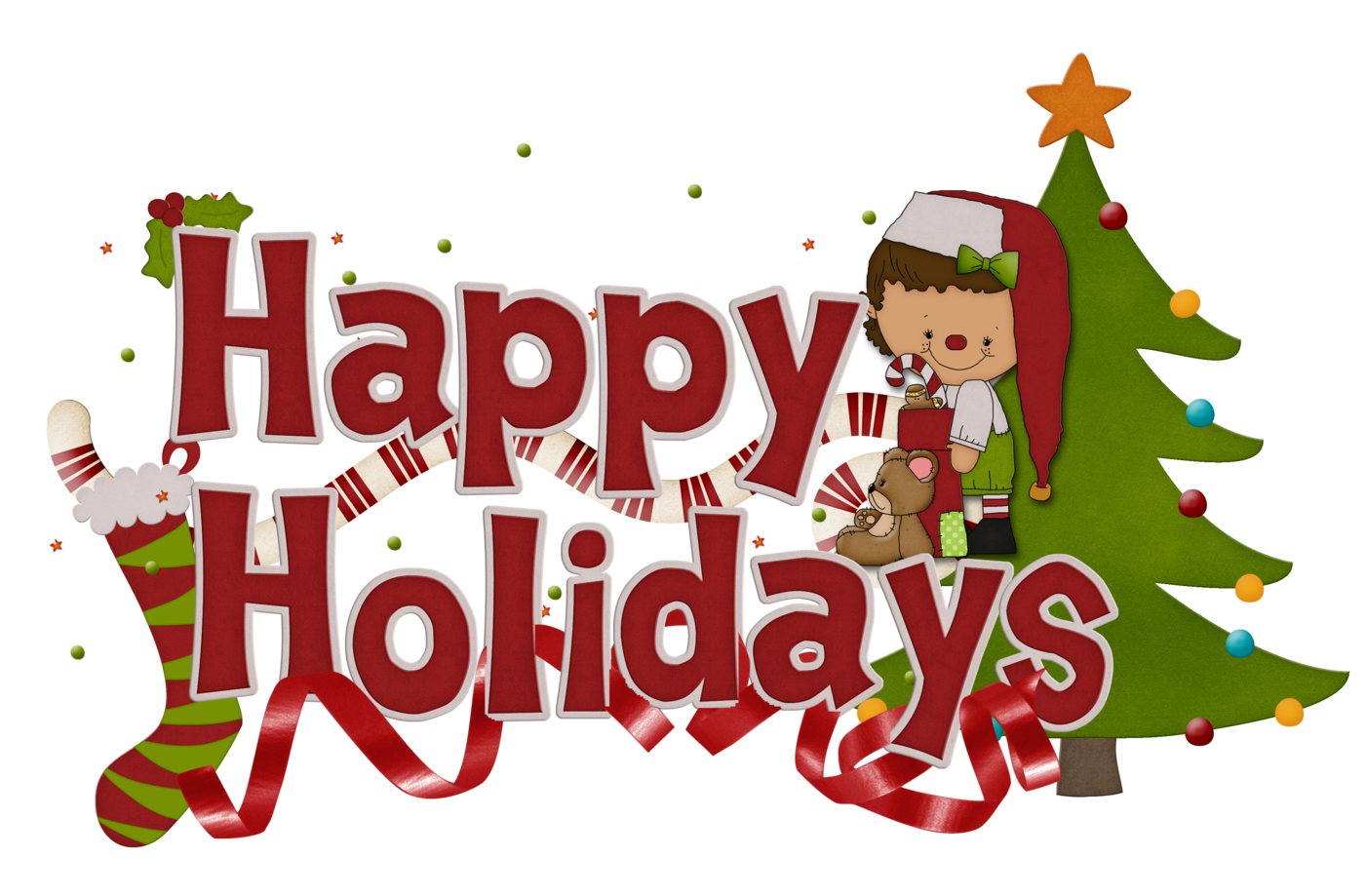 Happy Holidays Pictures, Images, Graphics for Facebook ...
