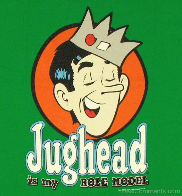 Jughead Is My Role Model
