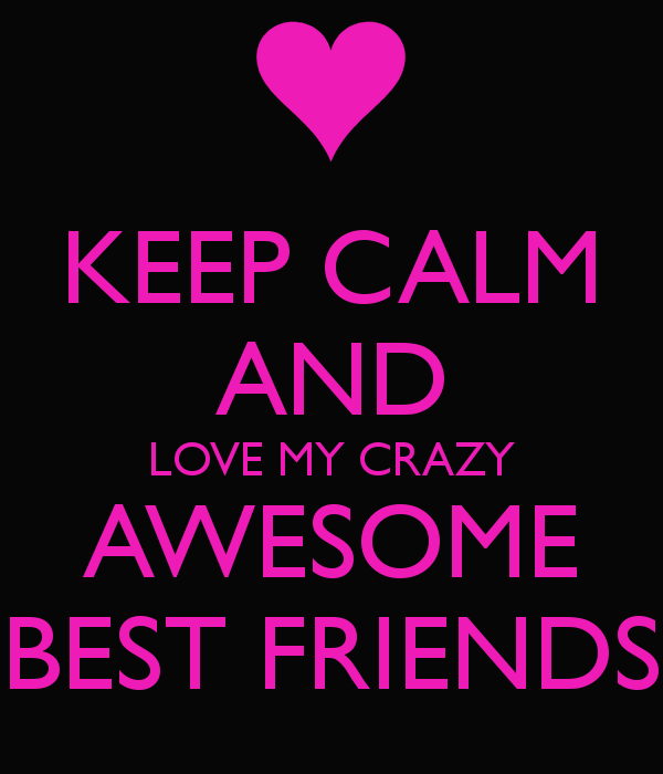 Keep Calm And Love My Crazy