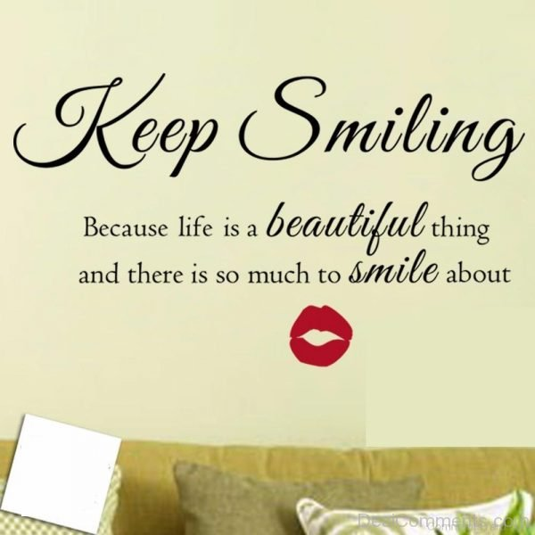 Keep Smiling Quotes: Smile Pictures, Images, Graphics For Facebook, Whatsapp