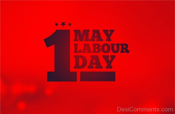 Labour Day 1st May