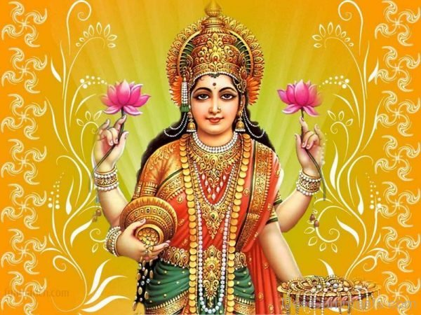 Laxmi Puja Wallpaper