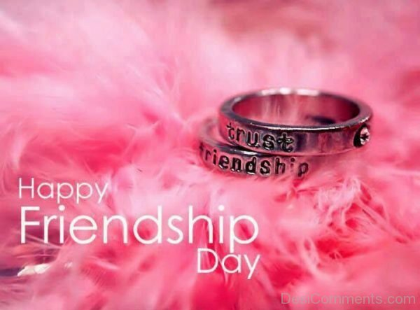 Lovely Image Happy Friendship Day