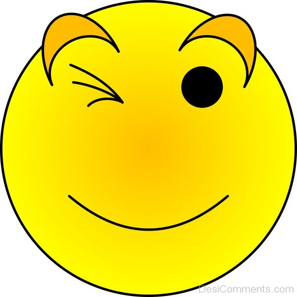 Lovely Image Of Smiley