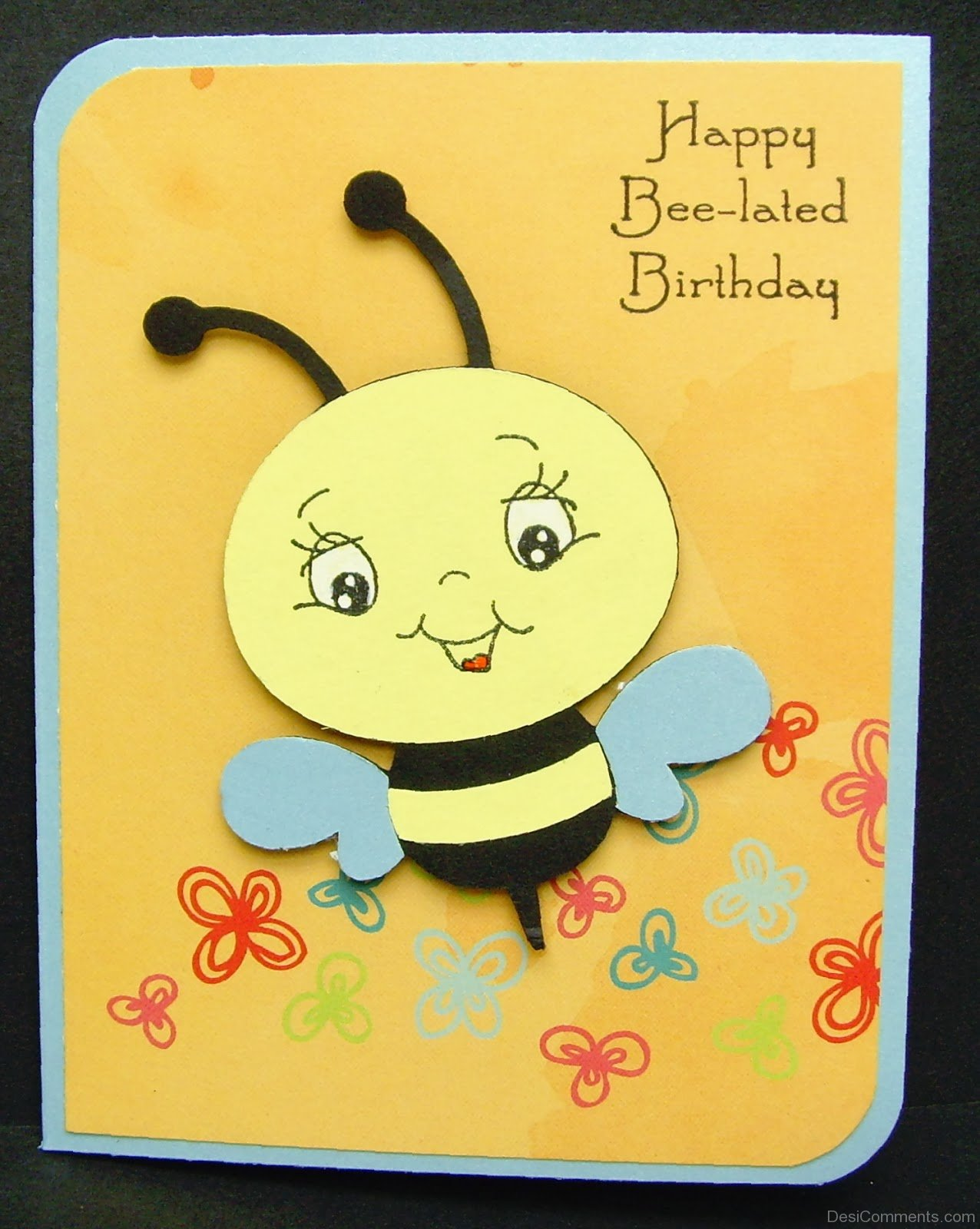 Belated Birthday Pictures Images Graphics for Facebook Whatsapp – Belated Birthday Card