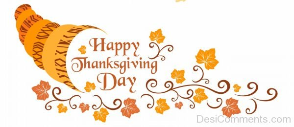 Picture: Lovely Pic Of Happy Thanksgiving Day