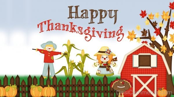 Picture: Lovely Picture Of Happy Thanksgiving