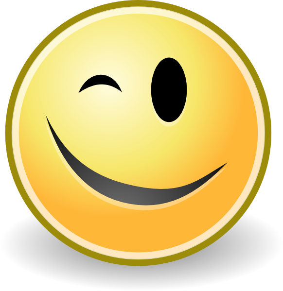 Lovely Smiley Image