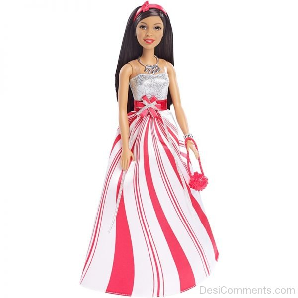 Nice Barbie Doll Image