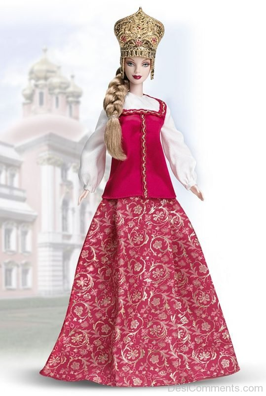 Nice Barbie Doll Picture