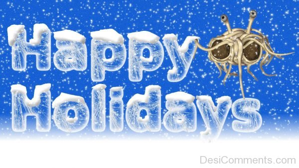 Nice Happy Holidays Picture
