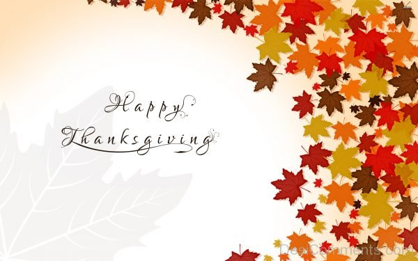 Picture: Nice Happy Thanksgiving Photo