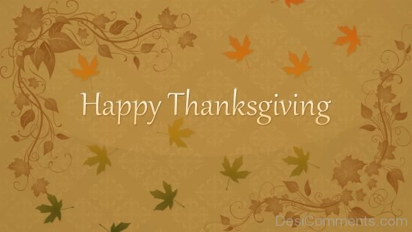 Picture: Nice Happy Thanksgiving – Pic