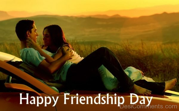 Nice Image Of Friendship Day