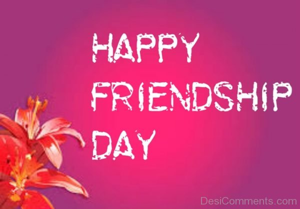 Nice Pic Of Happy Friendship Day