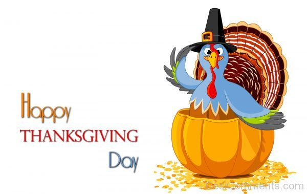 Picture: Nice Pic Of Happy Thanksgiving Day