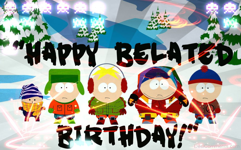 Free Happy Birthday Jpg ~ Belated birthday pictures images graphics