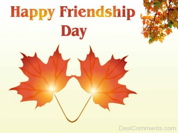 Pic Of Friendship Day