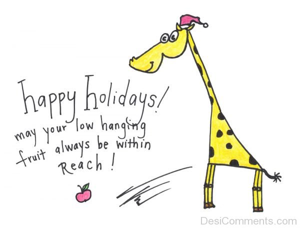 Pic Of Happy Holidays
