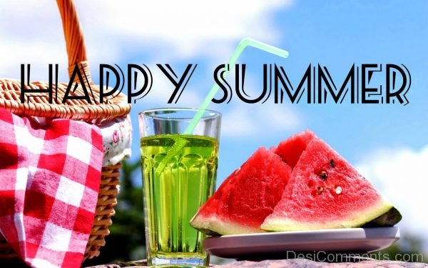 Pic Of Happy Summer