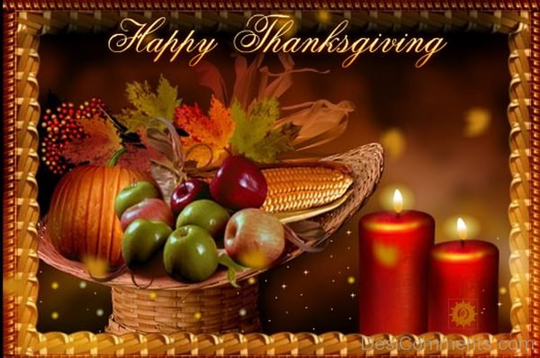 Picture: Pic Of Happy Thanksgiving