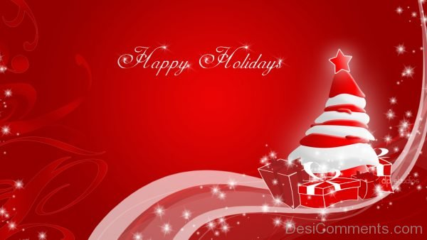Picture Of Happy Holidays
