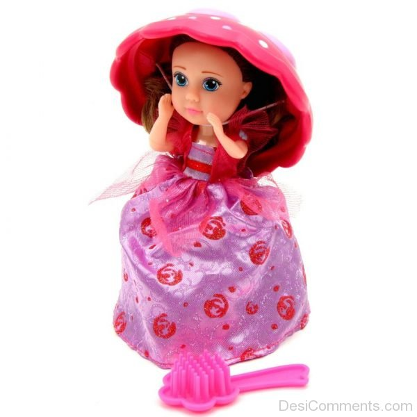 Princess Ailly Doll