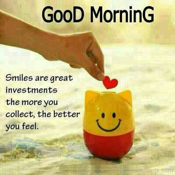 Smiles Are Great Investment The More You Collect