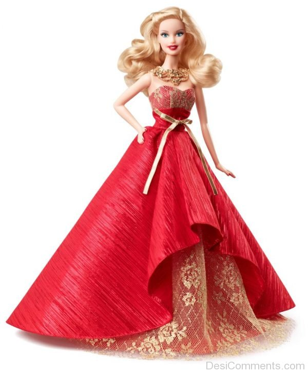 Stylish Barbie Doll – Picture