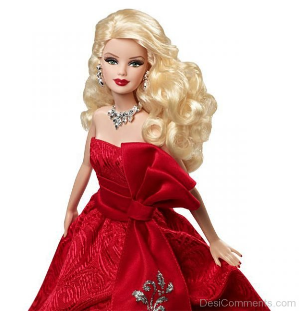 Sweet Barbie Doll Image