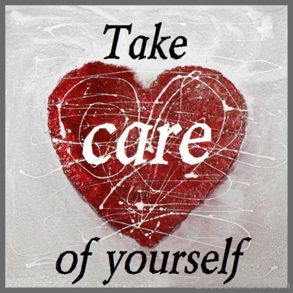 Take Care Of Yourself Image