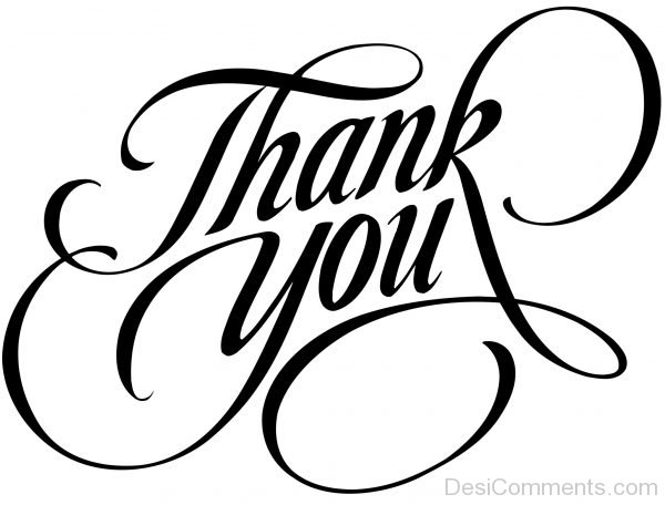 Picture: Thank You – Photo