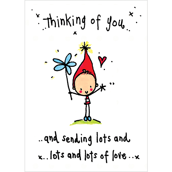 Thinking Of You Quotes For Kids